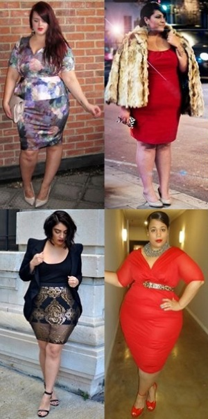 Plus Size Fashion Bloggers Over 40 Images
