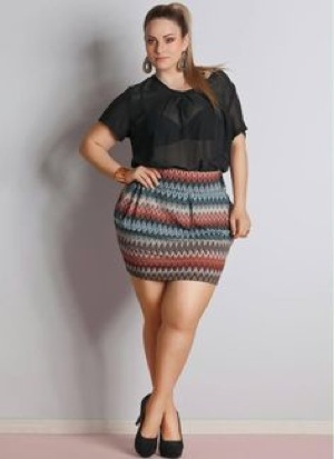 Plus Size Fashion Photos