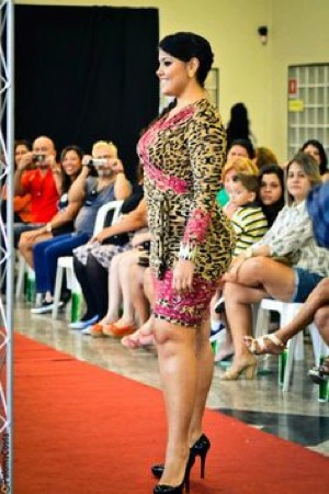 Iida Haute Couture Fashion Show 2012 Images